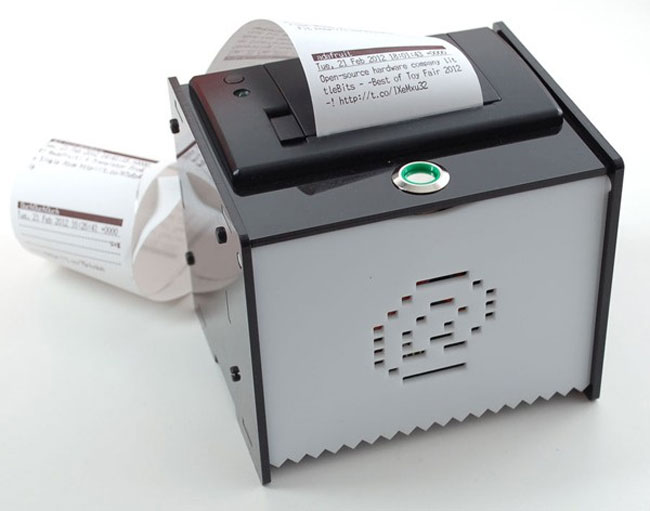 Adafruit-Internet-of-Things-Printer