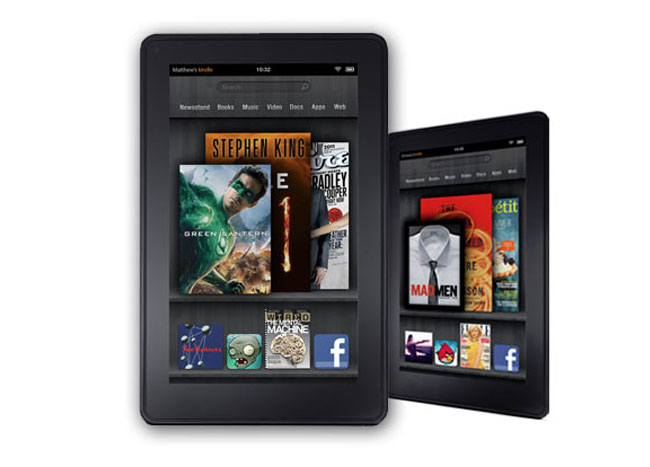 Kindle-Fire جديد