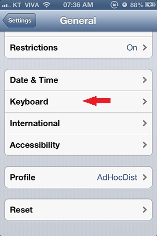 iphone shortcut 2