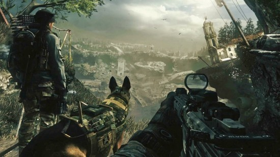 قصة Call of Duty Ghosts