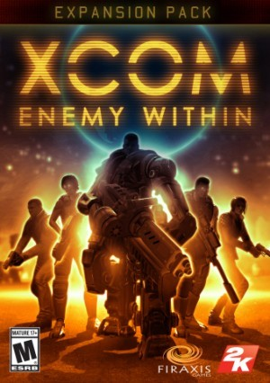 العاب XCOM: Enemy Within